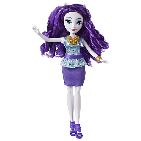 My Little Pony Equestria Girls Rarity Classic Style Doll