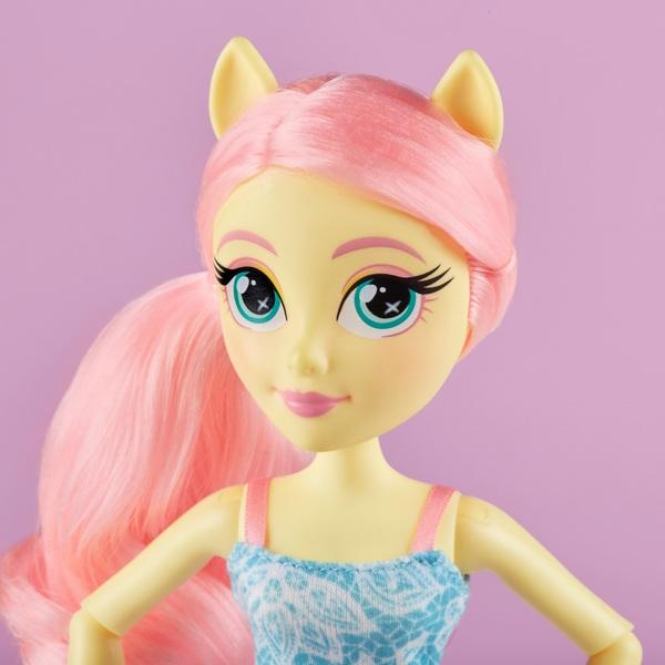 My little pony equestria girl dolls fluttershy - photo#37