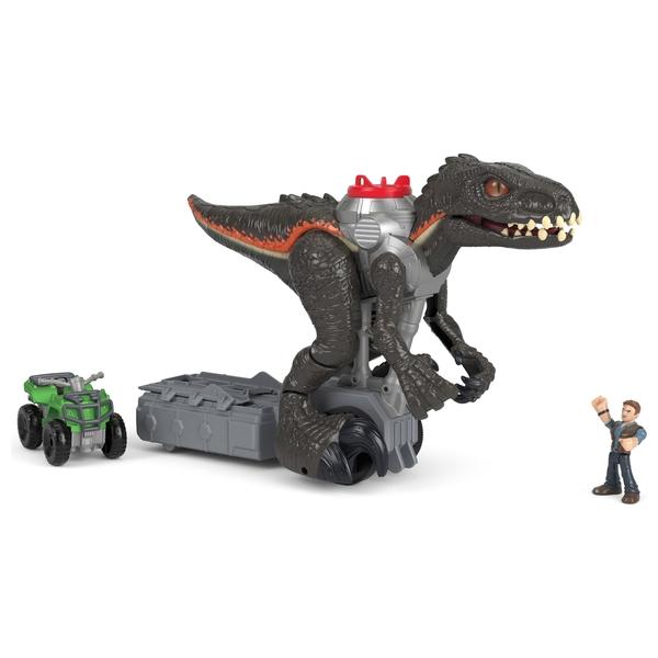 Jurassic World Imaginext Walking Indoraptor