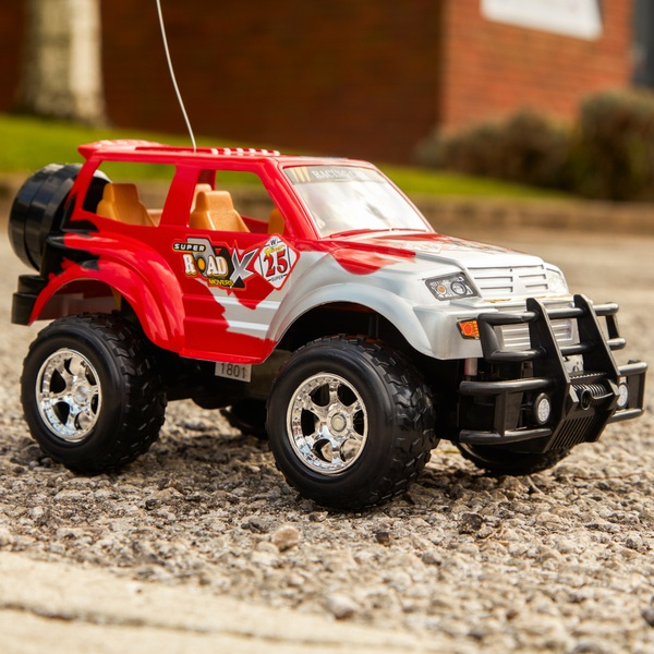 Cross Country Jeep Radio Control