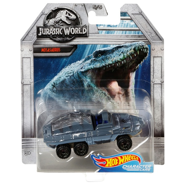1:64 Hot Wheels Mosasaurus Vehicle
