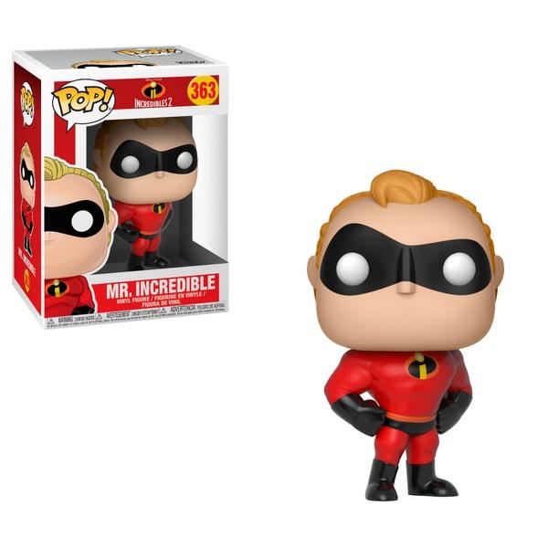 POP! Vinyl: Incredibles 2 Mr. Incredible