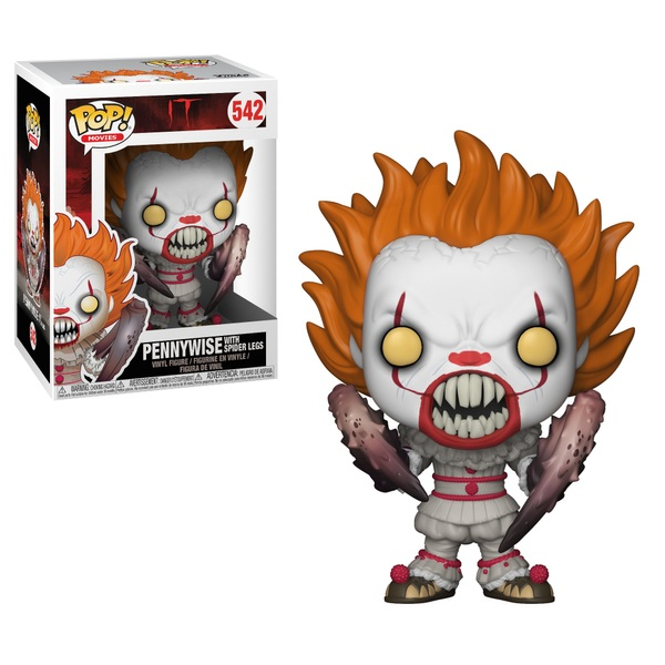 POP! Vinyl: IT Pennywise Crab