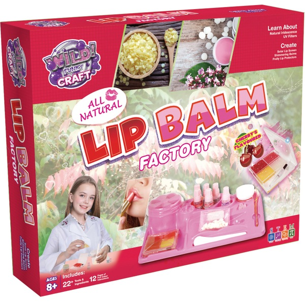 Wild Science Lip Balm Factory