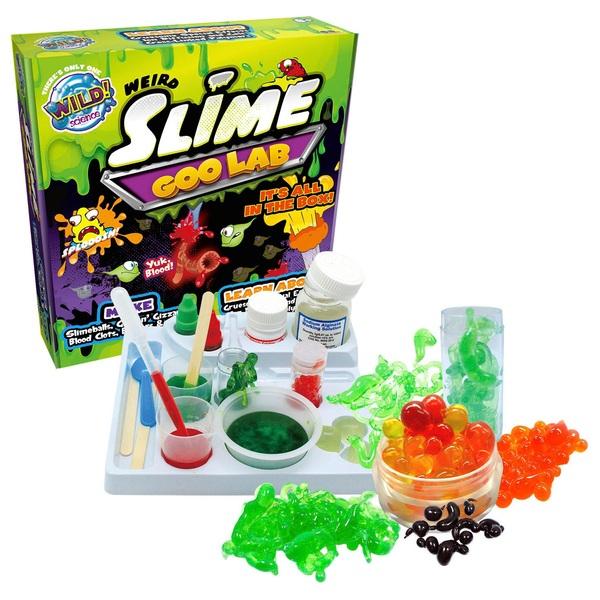 Wild Science Weird Slime Goo Lab