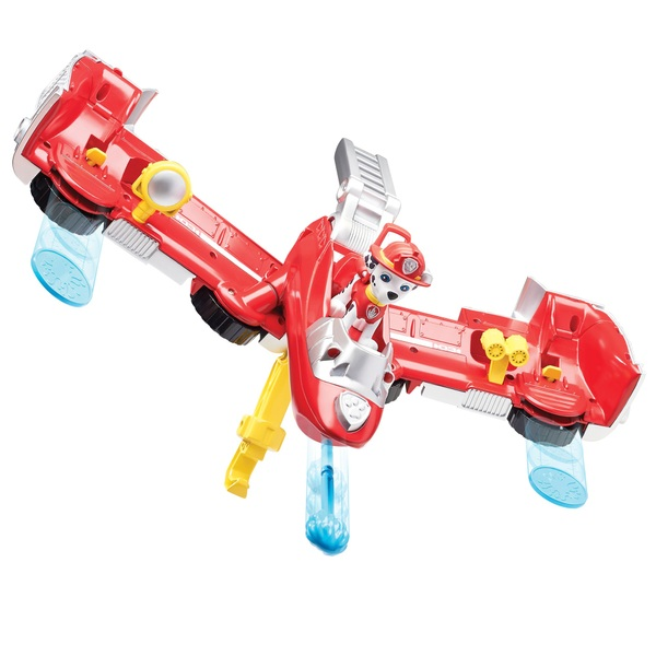 PAW Patrol Flip and Fly Vehicle - Marshall