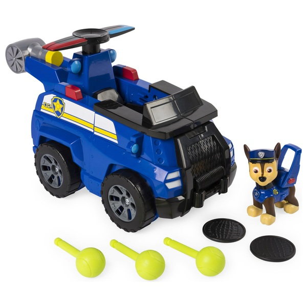 PAW Patrol Flip and Fly Vehicle - Chase