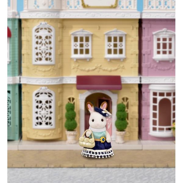 Sylvanian Families - Town Girl Series - Chocolate Rabbit