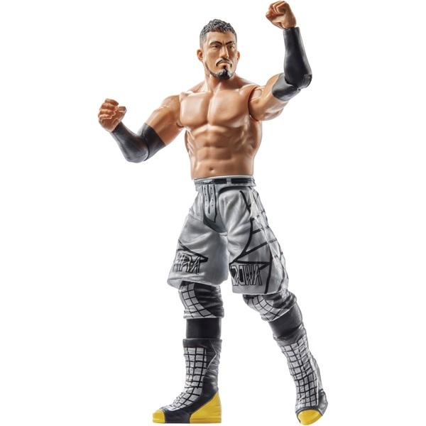 WWE Basic Series 86 Akira Tozawa Action Figure