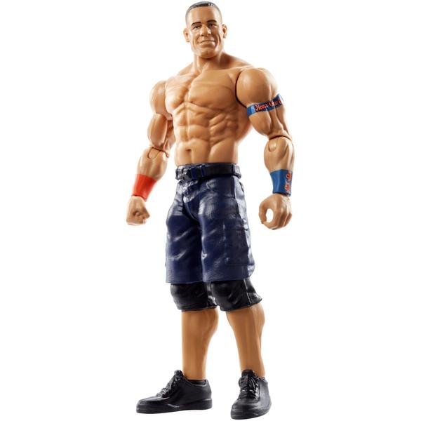 WWE Figs: WWE Basic Series 85 John Cena Action Figure