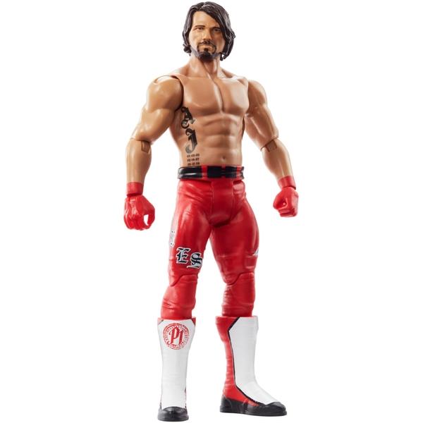 WWE Figs: WWE Basic Series 85 AJ Styles Action Figure