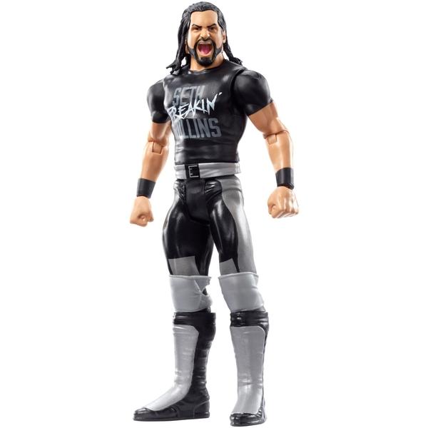 WWE Figs: WWE Basic Series 85 Seth Rollins Action Figure