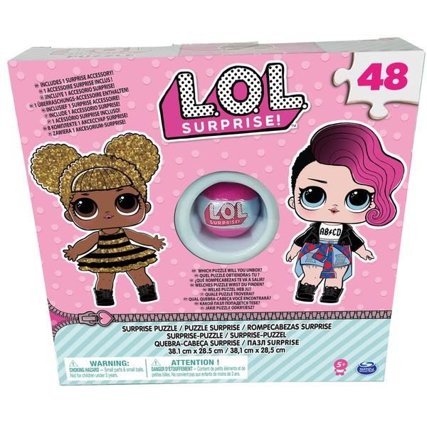 L.O.L. Surprise! Puzzle Box