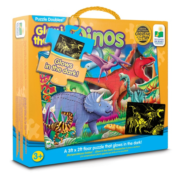 Glow in Dark: Dinosaurs Puzzle