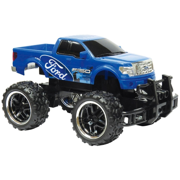 Radio Control 1:14 Ford F 150 Monster Toy Truck