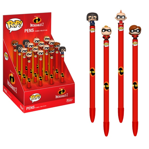 Pen Topper: The Incredibles 2