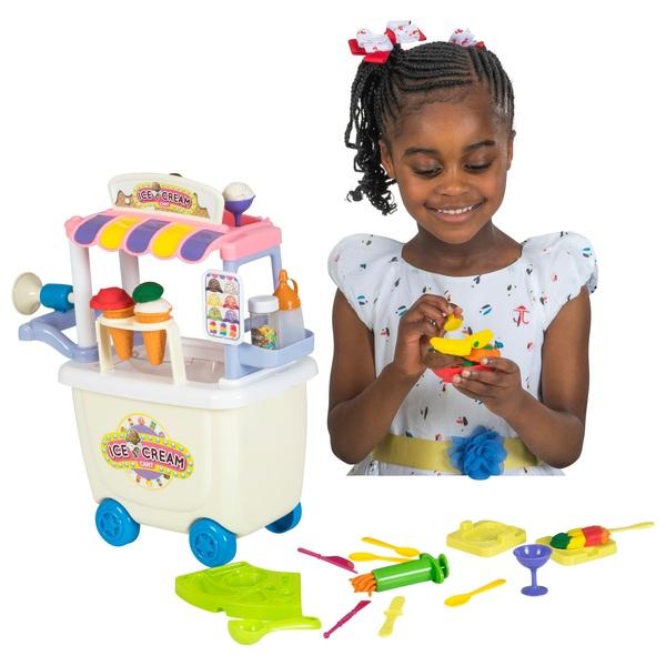 Dough Ice Cream Cart