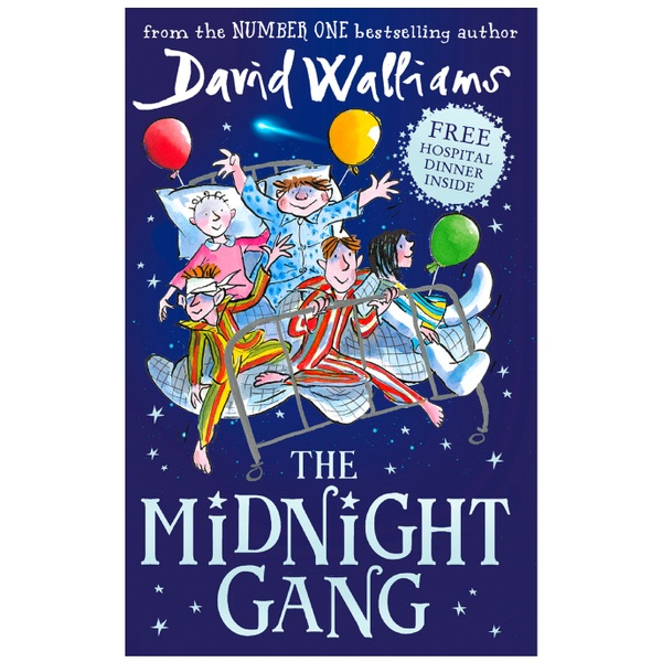 The Midnight Gang PB Book by David Walliams