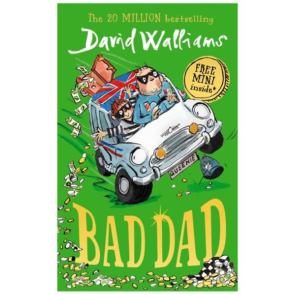 Bad Dad by David Walliams Hardback