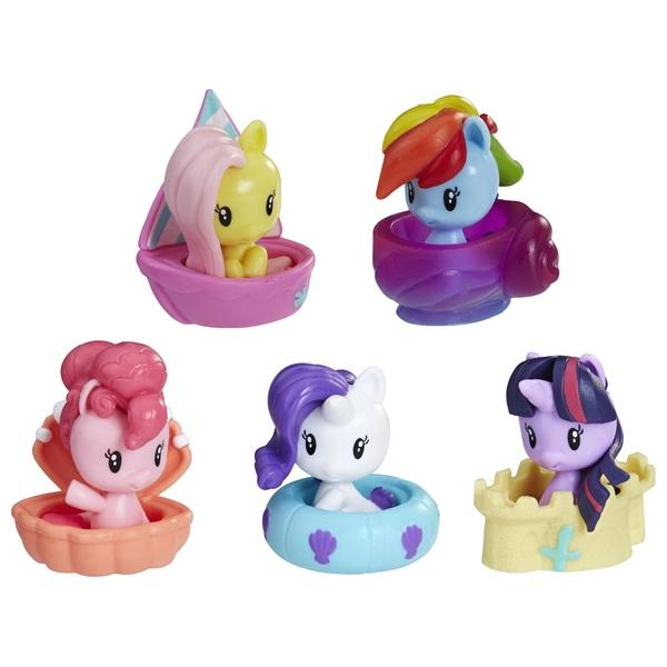 My Little Pony Cutie Mark Crew Series 1 Fin-tastic Field Trip Pack