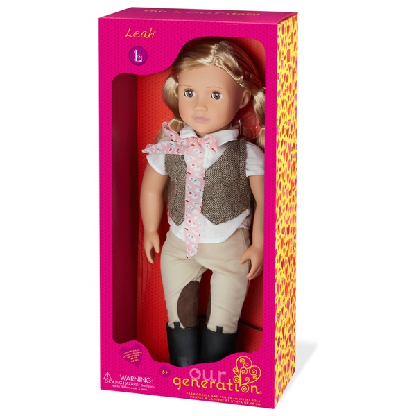 Our Generation Leah Riding Doll - Our Generation Ireland