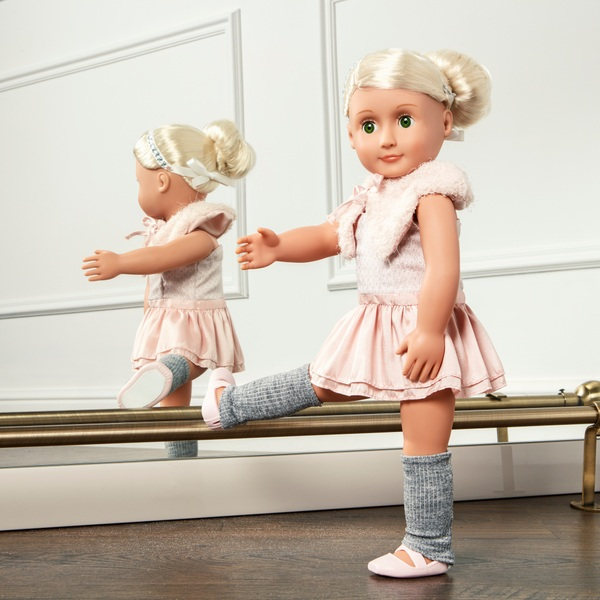 Our Generation Alexa Ballet Doll