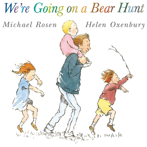 We're Going on a Bear Hunt PB Book by Michael Rosen