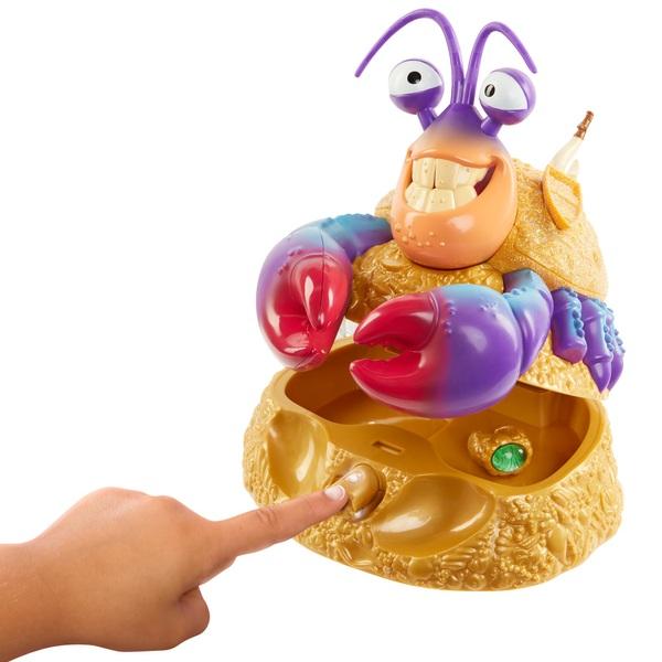 Disney Moana Tamatoa Musical Jewellery Box