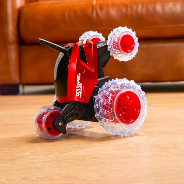 Remote Control Tumbling Stunt Car