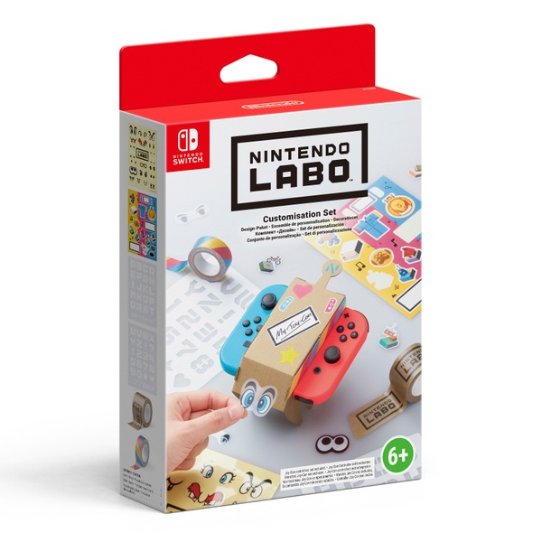 Nintendo Labo: Customisation Set