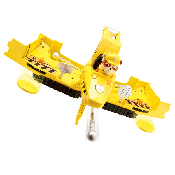 PAW Patrol Flip and Fly Rubble Vehicle