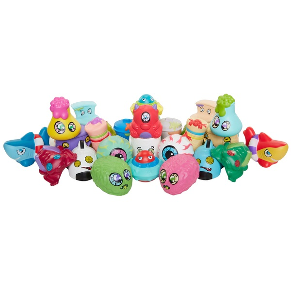 "Squish-Dee-Lish ""Wacky"" Squish Series 1 Assortment"