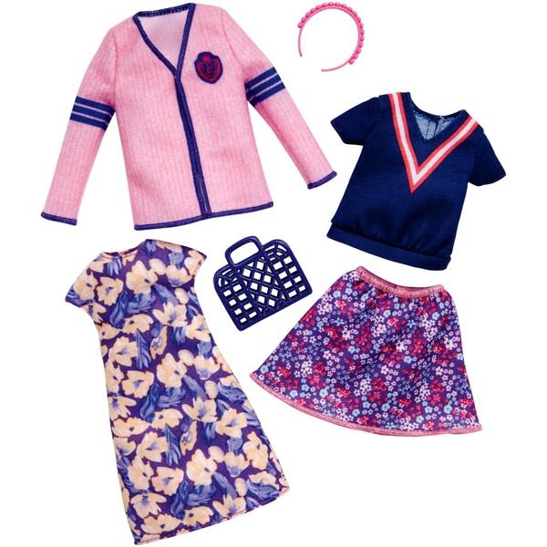 Barbie Varsity Fashion 2-Pack