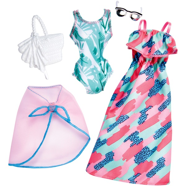 Barbie Resort Fashion 2-Pack