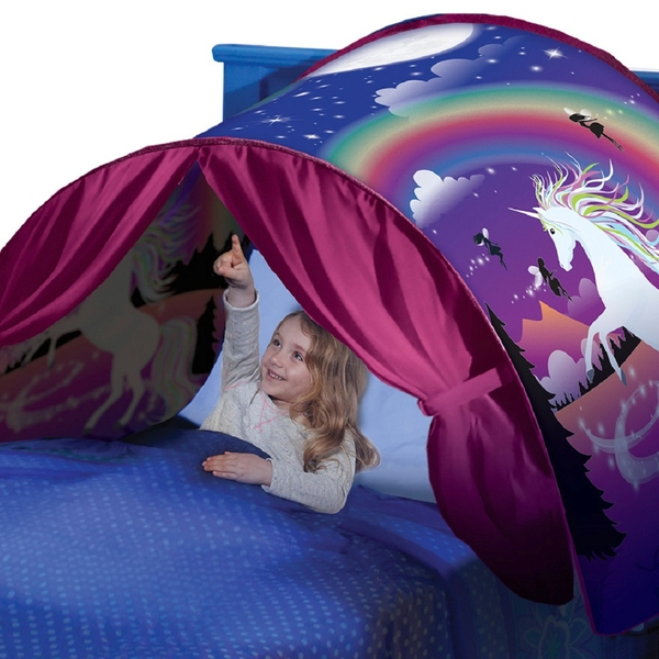best service 55526 29e2d Deluxe Dream Tents Unicorn Fantasy - Dream Tents UK