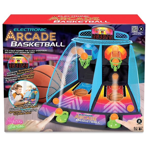 Electronic Arcade Basketball Neon Series