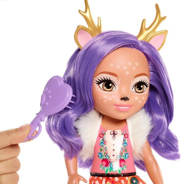 Enchantimals Danessa Deer 30cm Doll With Sprint Deer