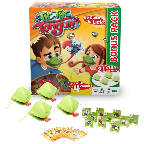 Tic Tac Tongue - Bonus Pack Game