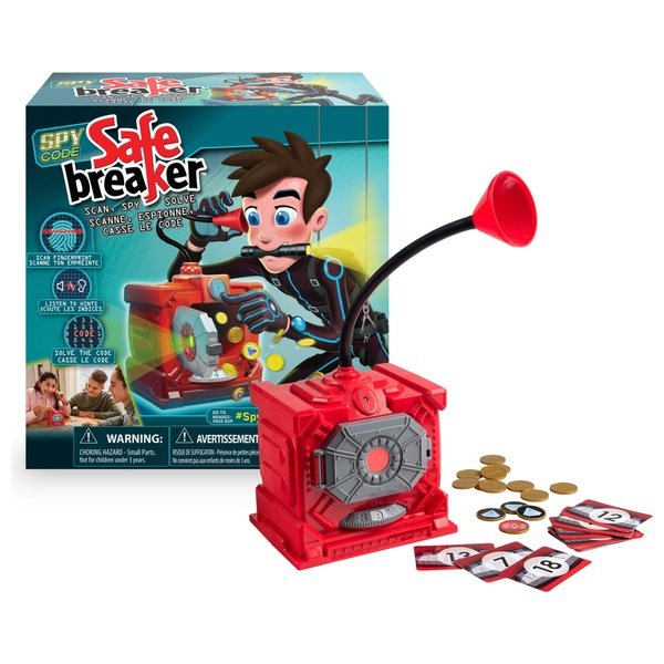 Spy Code - Safe Breaker
