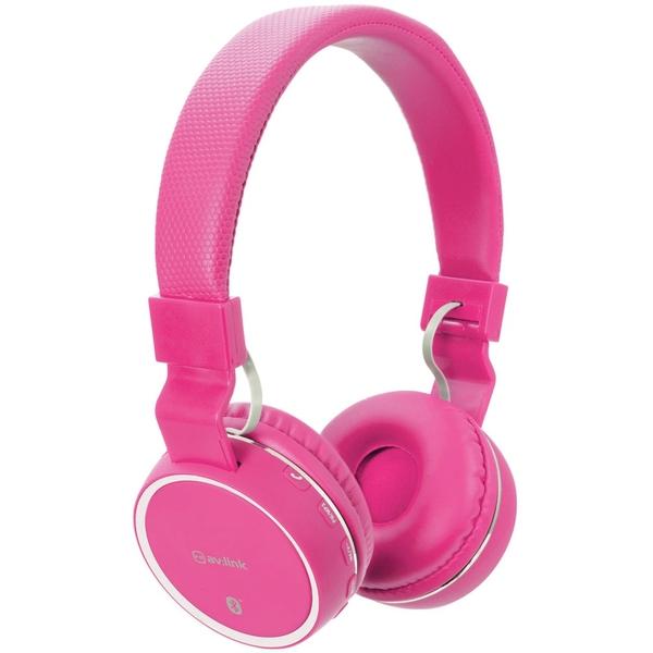 Av Link Bluetooth Headphones Pink