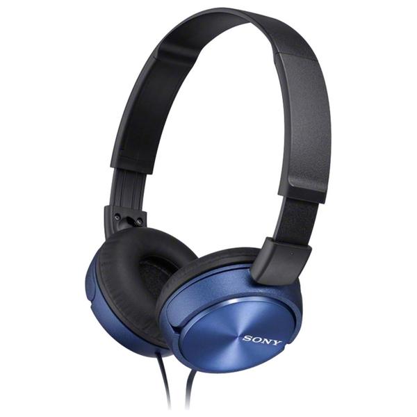 Sony MDR-ZX310 Folding Headphones Blue