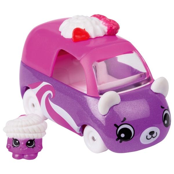 Shopkins Cutie Cars 1 Pack - Assortment Series 2 - Shopkins UK