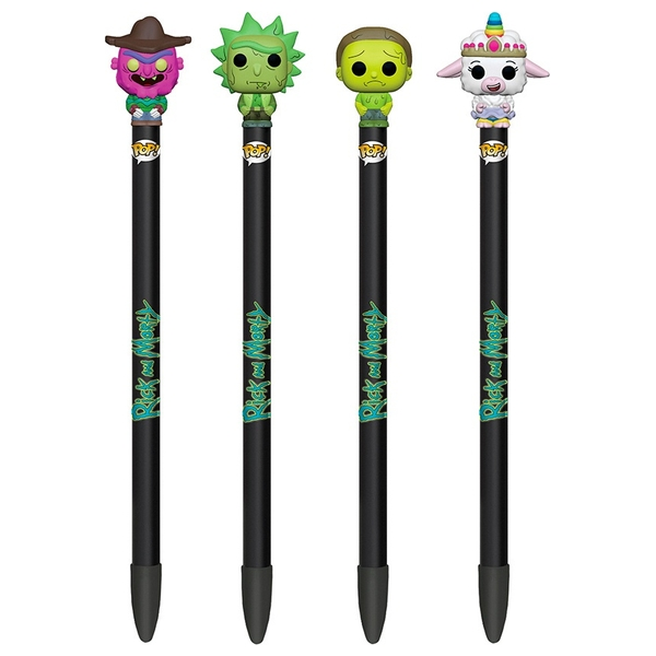 POP! Pen Toppers: Rick & Morty Series 2: Assortment