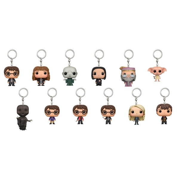 Pocket POP! Keychain: Harry Potter Blindbags - Assortment