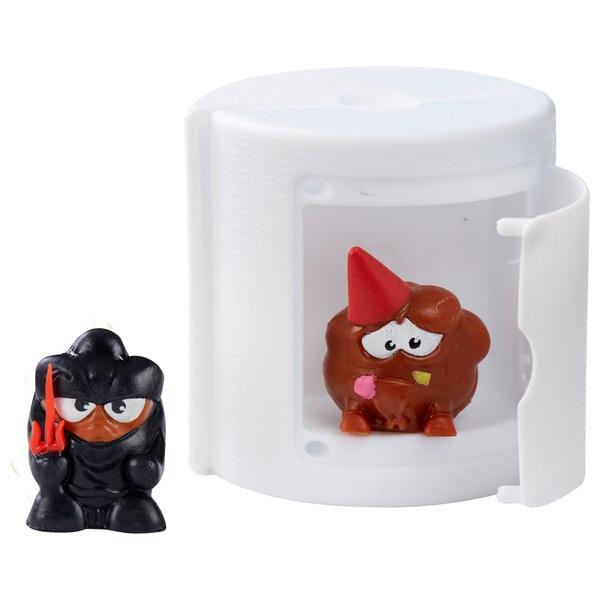 Poopeez Toilet Roll Capsule
