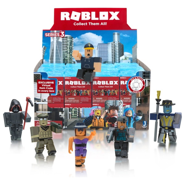 ROBLOX - Mystery Figure Assortment Series 3