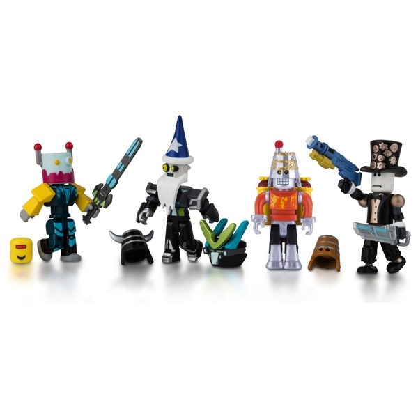 ROBLOX- Robot Riot Mix N Match -  Series 3