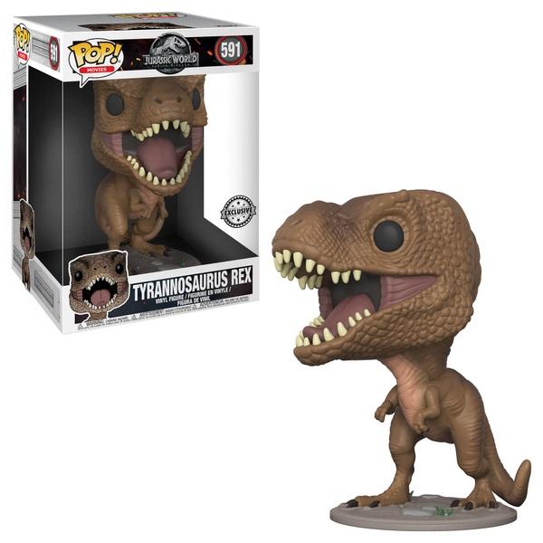 Film, TV & Videospiele Jurassic World T-Rex Tyrannosaurs Rex Figure Funko POP Vinyl Free Uk Delievery