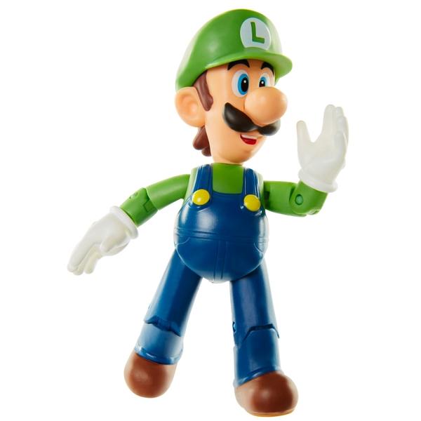 Luigi 10cm Action Figure