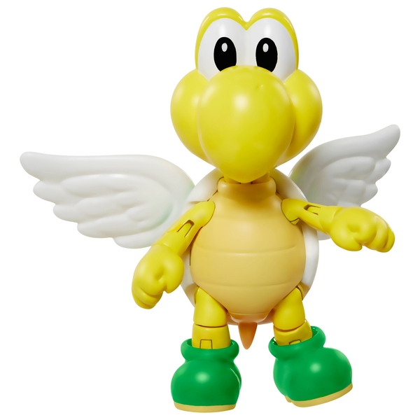 World of Nintendo Koopa Paratroopa with Wings